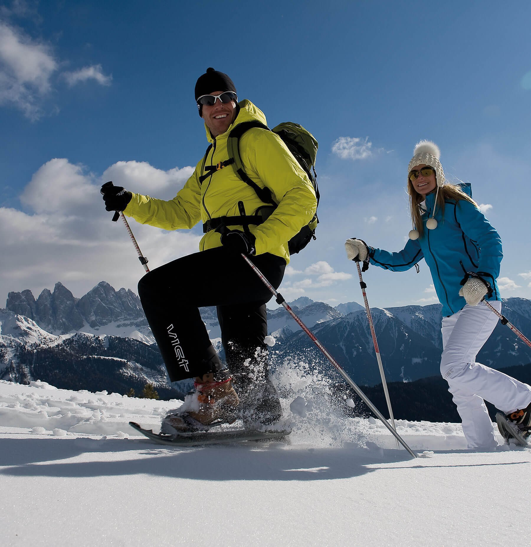 Ski holiday in Isarco Valley: the winter sport centre of Bressanone-Plose