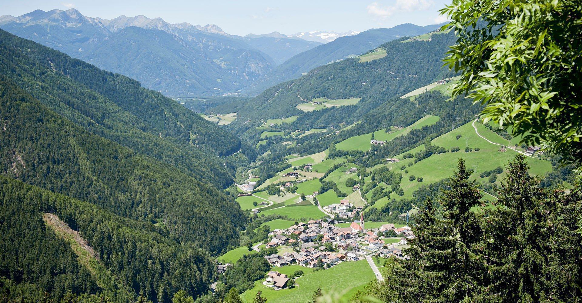 Die Lüsener Alm – Ein Wanderparadies in den Dolomiten