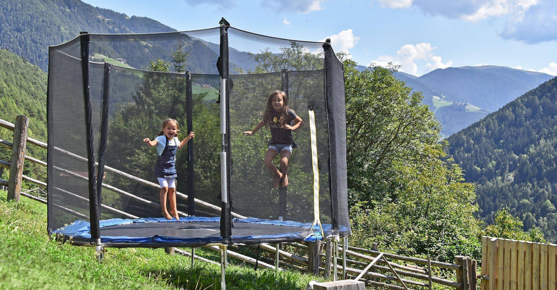 Sieberlechnerhof – Urlaub auf dem Bauernhof mit Kindern in Südtirol