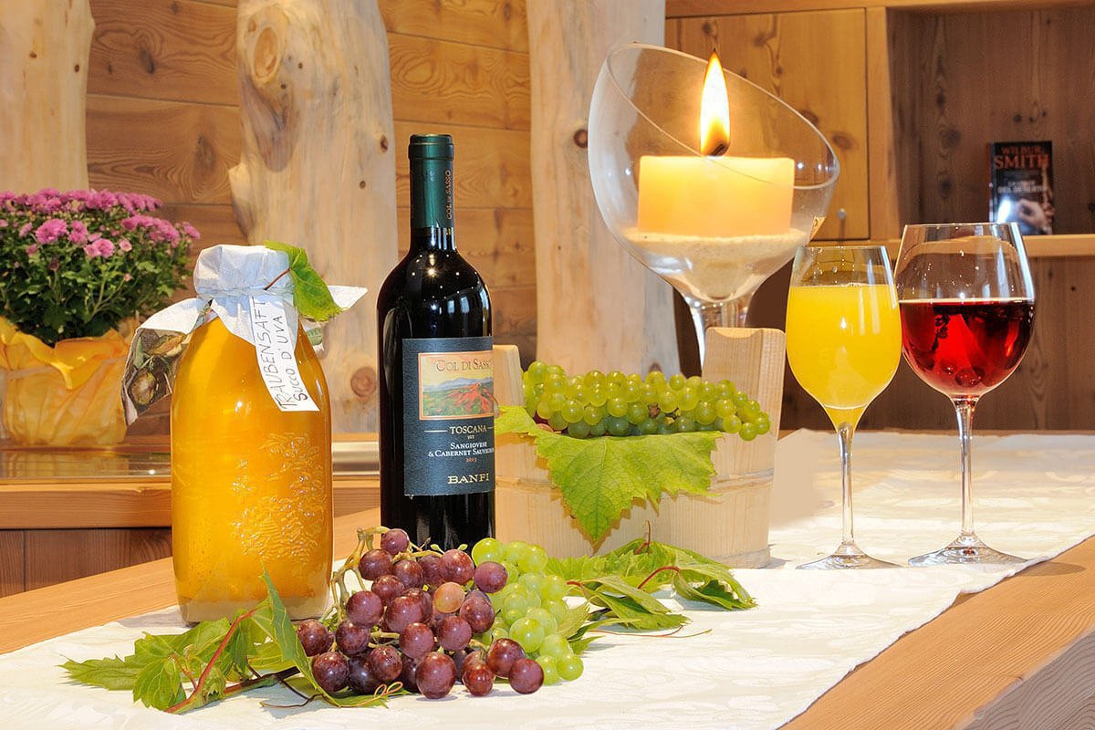 Our grape therapy – Detoxification and deep purification
