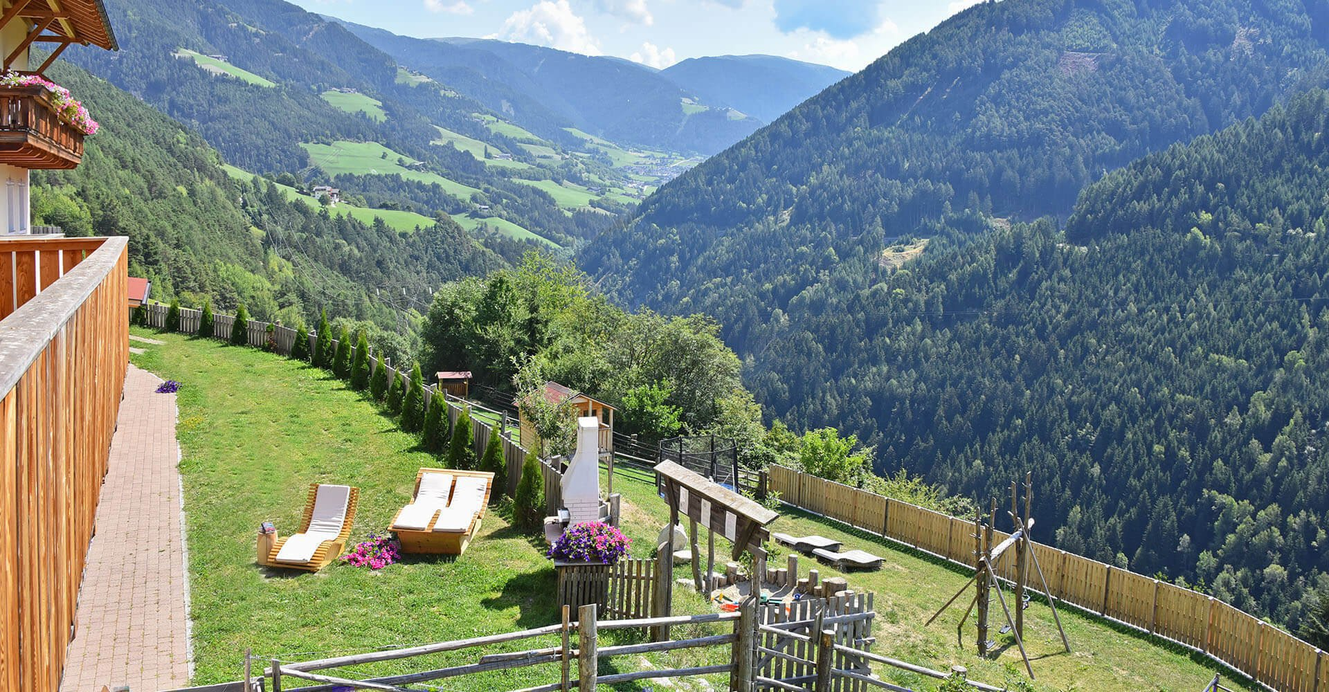 Urlaub auf dem Sieberlechnerhof | Ferien in Südtirol/Lüsen/Brixen