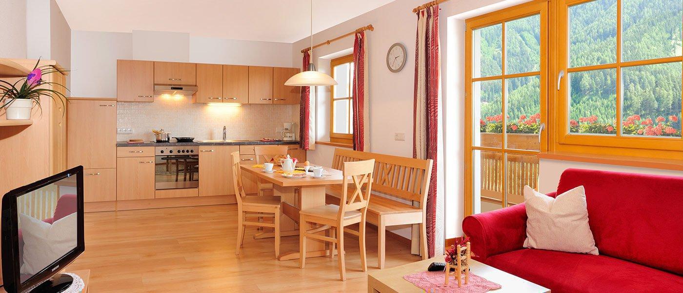 Ferienwohnung Arnika | Wellnessbauernhof Sieberlechnerhof