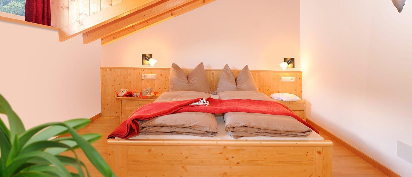 Ferienwohnung Tirol | Wellnessbauernhof Sieberlechnerhof