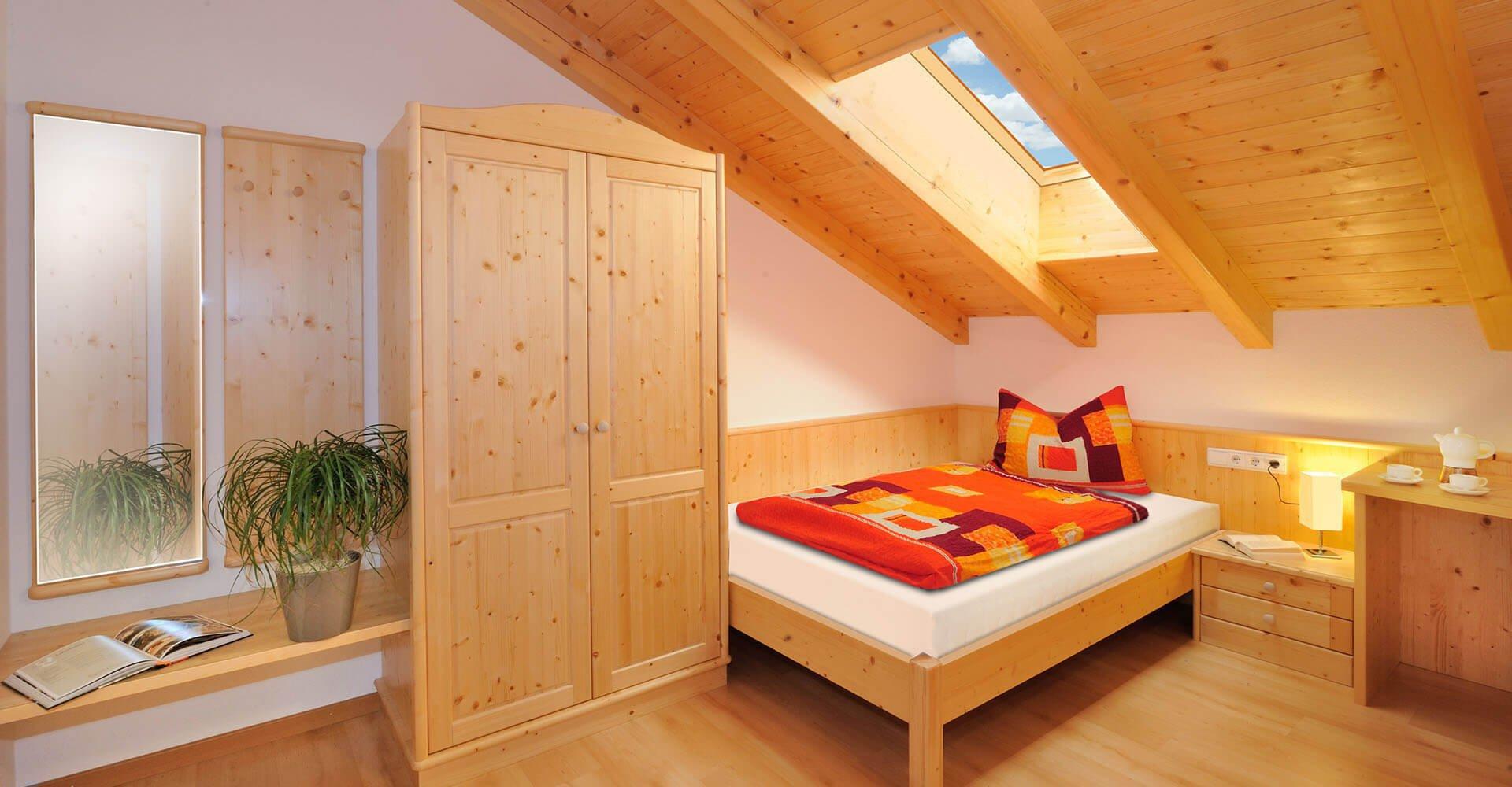 Geräumige Ferienwohnungen auf dem Bauernhof in Lüsen/Südtirol